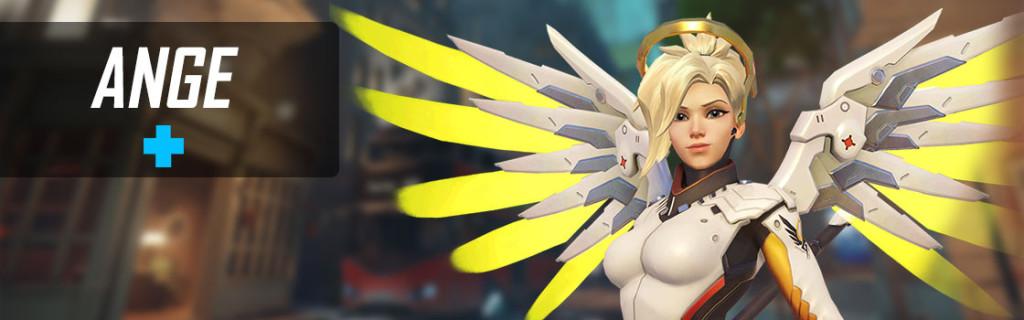 Ange Héros Overwatch