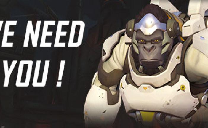 Rejoignez le staff d'Overwatch France