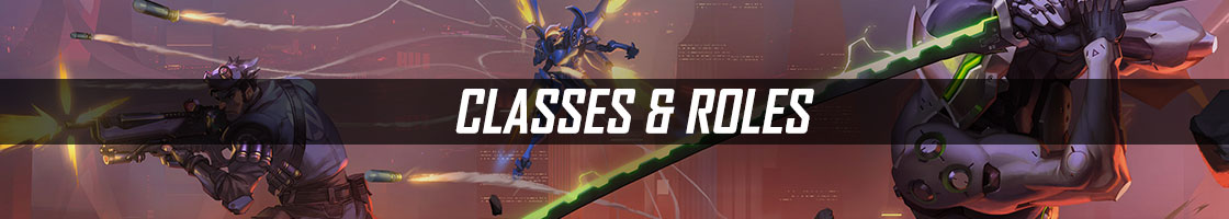 Classes et Rôles Overwatch1