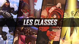 Classes Overwatch