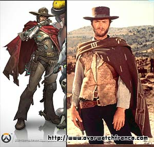 Clint Eastwook Overwatch