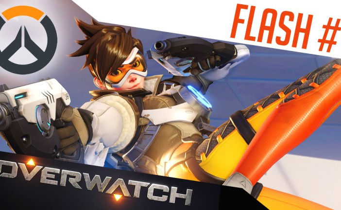 Flash Overwatch #1 – Date de la Beta, Héros cachés, Blizzard…