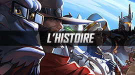 Histoire Overwatch