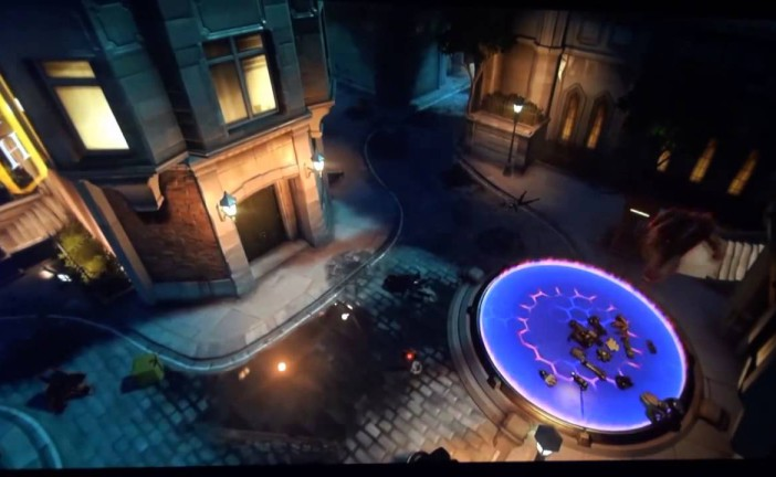 Overwatch – 14 minutes de Gameplay BlizzCon 2014