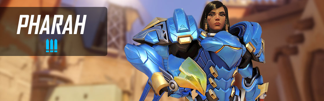 Pharah Héros Overwatch