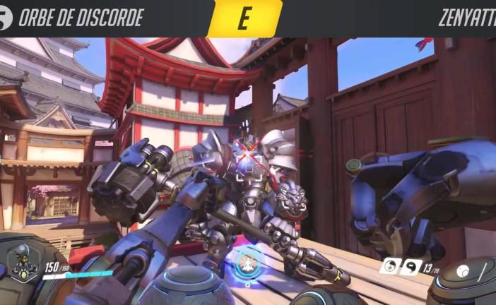Style de jeu de Zenyatta – Overwatch