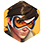Tracer Héros Overwatch