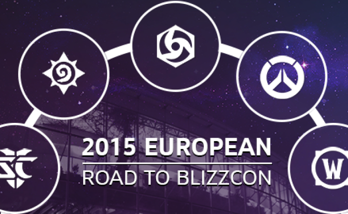 Jouez à Overwatch lors de la 2015 European Road to BlizzCon