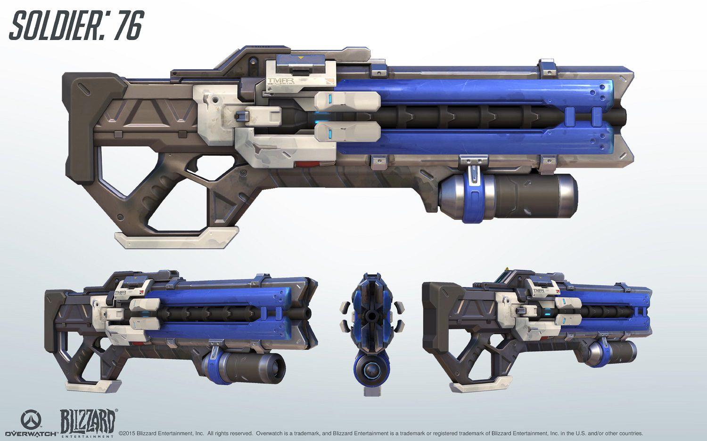 Bring the gun [  Elysha ] Cosplay-Soldier76-Overwatch-page-004