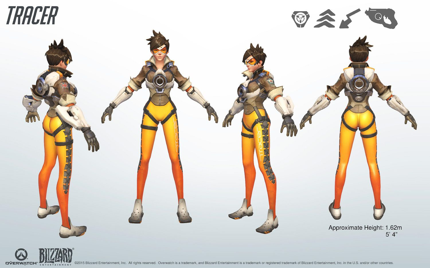 Cosplay Du H 233 Ros Tracer Overwatch France