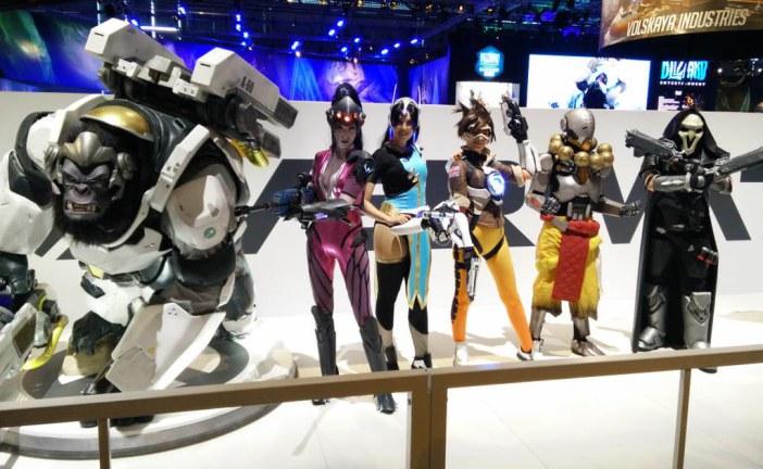 Un concours de cosplay sera organisé durant la European Road to BlizzCon