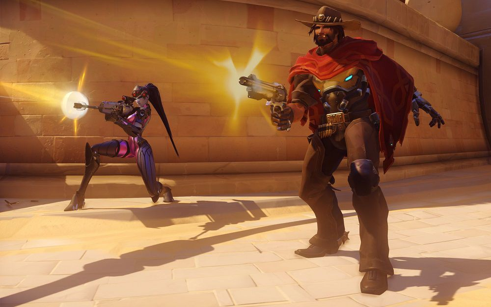 McCree - personnage Overwatch