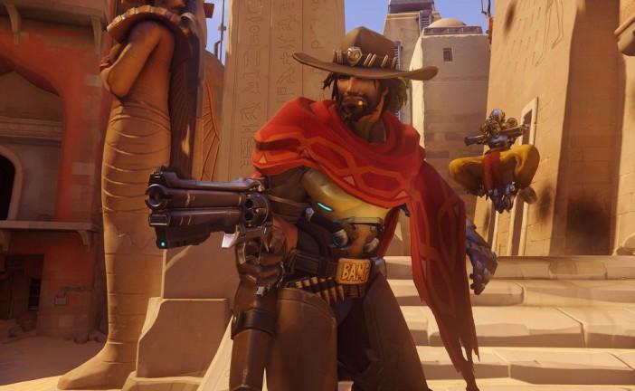 Découvrez McCree : le cow-boy d'Overwatch