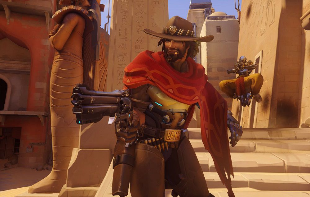 Personnage McCree Overwatch