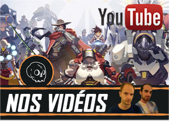 Chaîne Youtube Overwatch France
