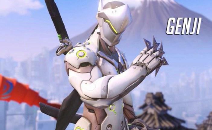 Genji, le héros samouraï cyborg d'Overwatch enfin révélé !