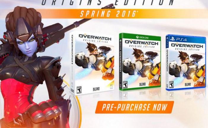 Overwatch: sortie, versions, prix et skins