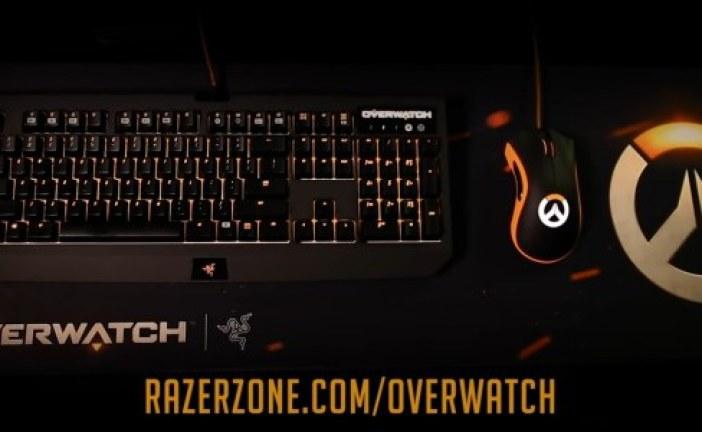 Razer lance une série de produits Overwatch !
