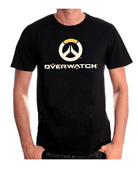 T-shirt-logo-overwatch