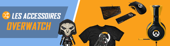 Accessoires Overwatch