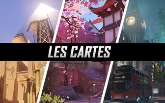 Les cartes d'Overwatch