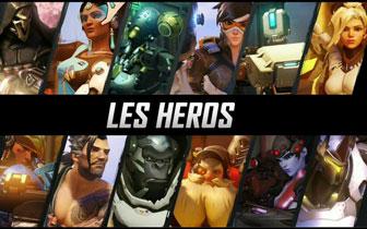 Découvrez les héros d'Overwatch