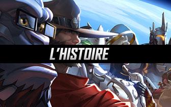 L'histoire du jeu Overwatch
