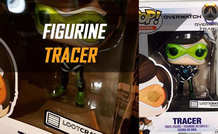 Une statuette Funko Pop pour Tracer !