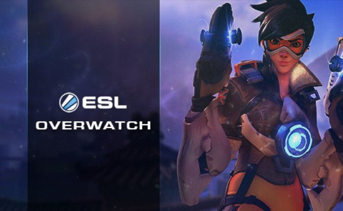 Tournoi ESL Overwatch : 100 000 euros de prize money à la clef