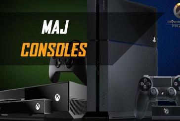 Mise à jour d'Overwatch sur consoles : parties compétitives et ajustement des héros