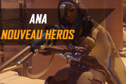 Ana, nouvelle héroïne support sniper !