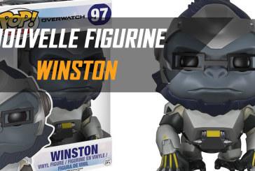 Winston a désormais sa figurine Pop Funko