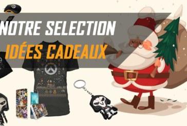 Les idées cadeaux Overwatch pour Noël !