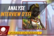 Rencontre avec Efi Oladele et analyse