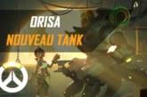 Orisa, le nouveau tank d'Overwatch