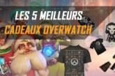 Les 5 cadeaux Overwatch à avoir sous votre sapin !