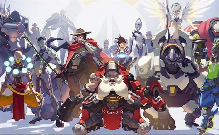Les héros cachés d'Overwatch
