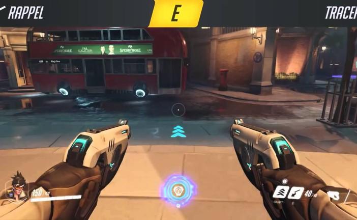Style de jeu de Tracer – Overwatch
