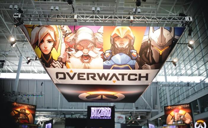 Les annonces Overwatch lors de la Pax East 2015