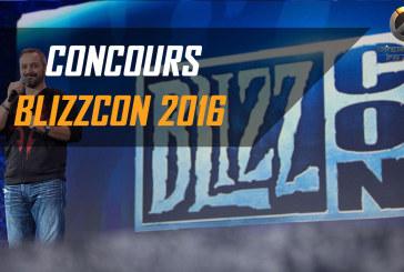 20 000$ à remporter pour les concours de la BlizzCon 2016