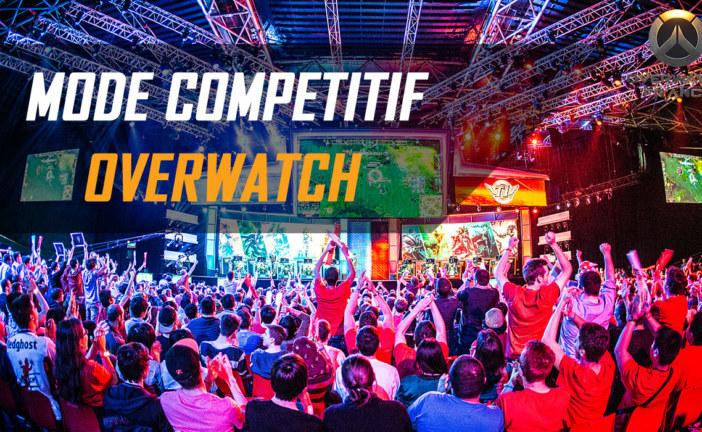 Le mode compétitif d'Overwatch arrivera fin juin