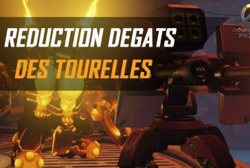 Les dégâts des tourelles bientôt réduites sur console