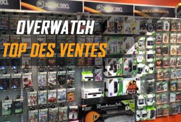 Overwatch en tête des ventes PC, Xbox One et PS4