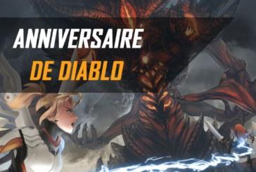 Les 20 ans de Diablo seront fêtés dans Overwatch !