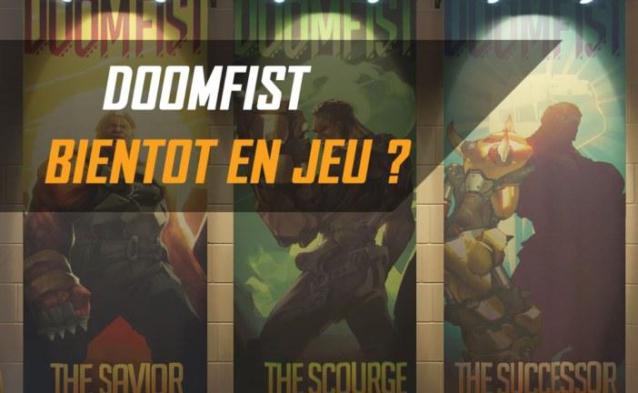 Doomfist pourrait arriver plus tôt que prévu !