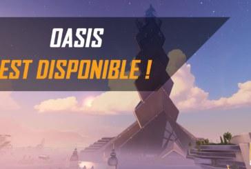 Oasis est disponible sur Overwatch !