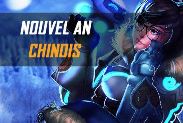 Le nouvel an chinois dans Overwatch !