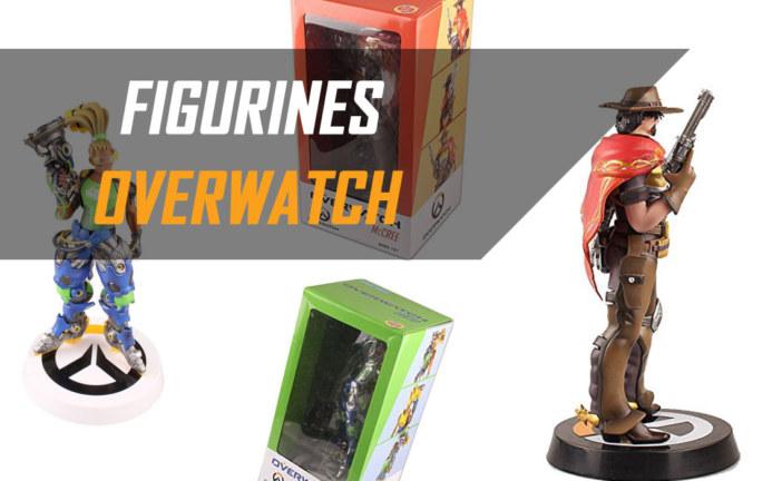Offrez-vous McCree et Lucio en figurines PVC Overwatch !