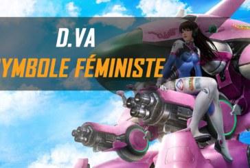 D.Va est une mascotte féministe en Corée du Sud