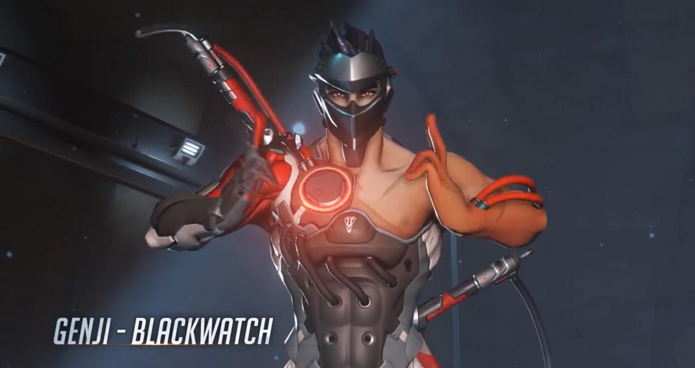 Genji Blackwatch